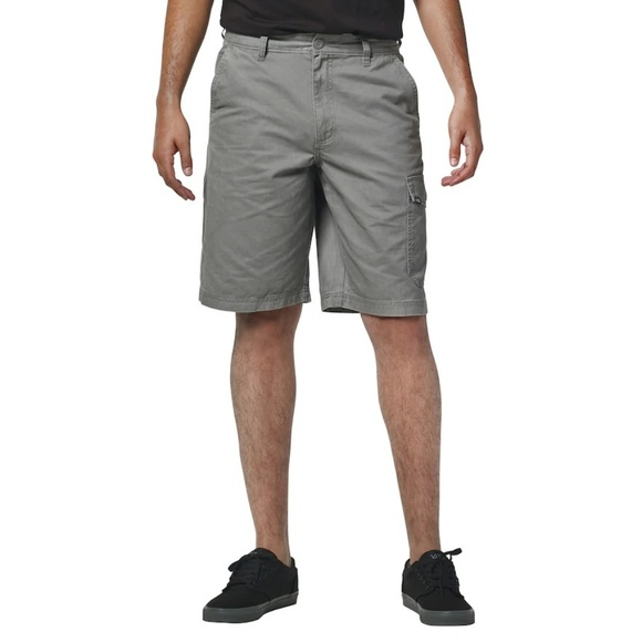 vans Other - Vans off the wall Days out Cotton Cargo shorts Gry